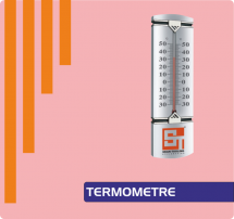 Termometreler